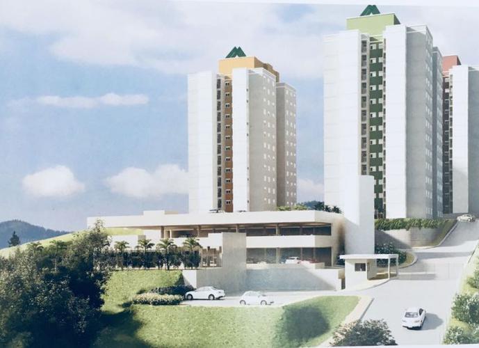 VISTA BELLA - Apartamento em Lançamentos no bairro Jordanésia - Cajamar, SP - Ref: SA47608