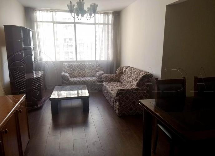 Apartamento 97 m2 mobiliado,2 dm c/dependencia no Trianon - Apartamento para Aluguel no bairro Bela Vista - São Paulo, SP - Ref: HA297