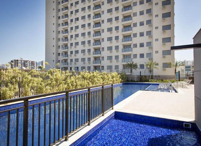 Nobre Norte Clube - Apartamento a Venda no bairro Cachambi - Rio de Janeiro, RJ - Ref: 3NOBRE