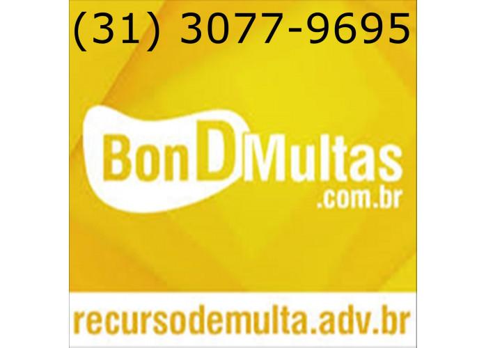 BONDMULTAS RECURSO DE MULTA E CNH PARA TODO BRASIL