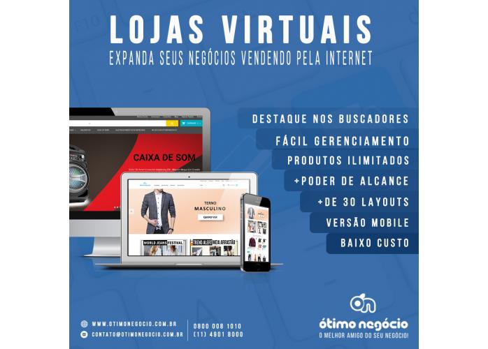 Lojas Virtuais - Ótimo Negócio