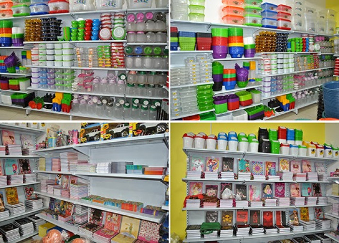 Loja de Variedades e Utilidades Domésticas em São Paulo - Zona Sul.