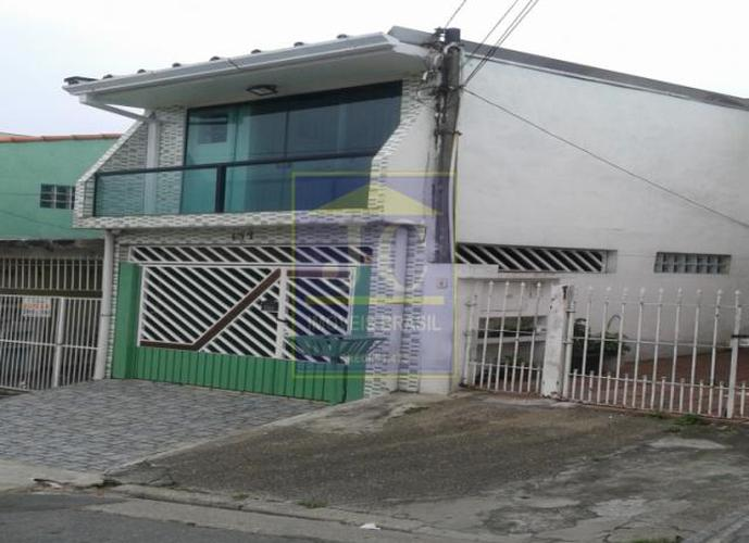 SOBRADO EM ITAQUERA COM 3 DORM E 01 VAGA