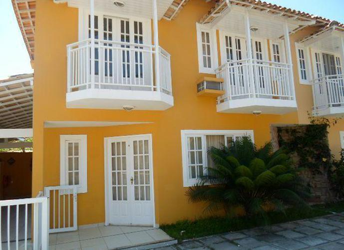 Casa 3 quartos Extensão Bosque! - Casa em Condomínio para Locação no bairro Extenção Do Bosque - Rio Das Ostras, RJ - Ref: EVA95451