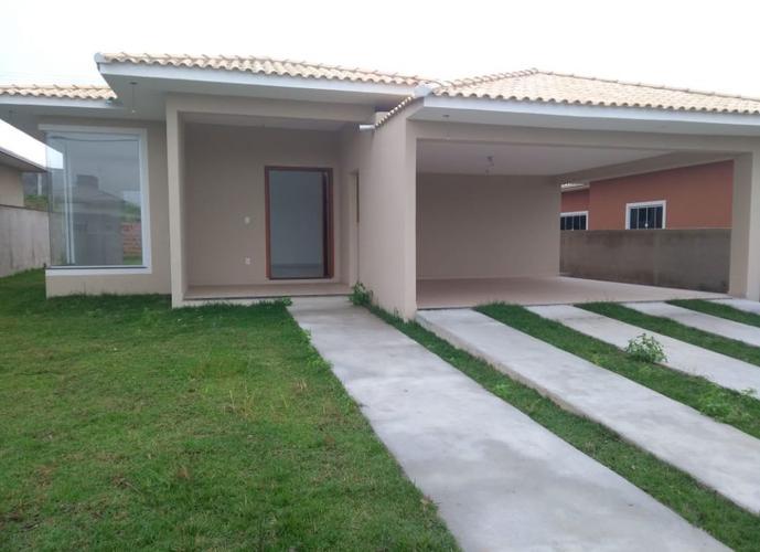 Esplêndida casa 3 Quartos - Condominio Villa Contorno - Casa em Condomínio para Locação no bairro Terras do Contorno - Rio Das Ostras, RJ - Ref: IN70273