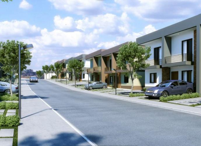 Prime Negócios Imobíliarios - Casa em Condomínio em Lançamentos no bairro Parque Santa Rosa - Suzano, SP - Ref: LAN-24