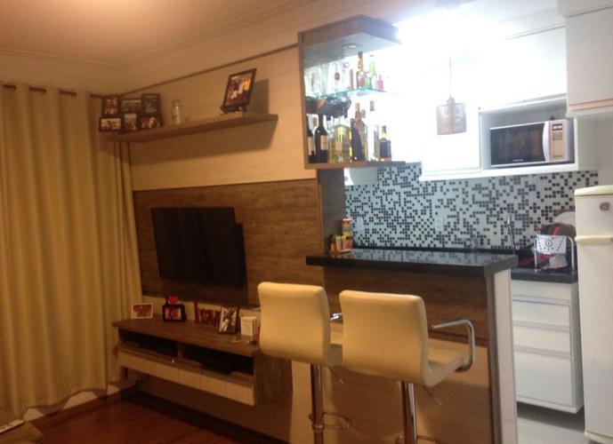 Apto 2 quartos-Sapopema Recanto-Bairro Quarto Centenário- - Apartamento a Venda no bairro Recanto Quarto Centenário - Jundiaí, SP - Ref: MRI36462