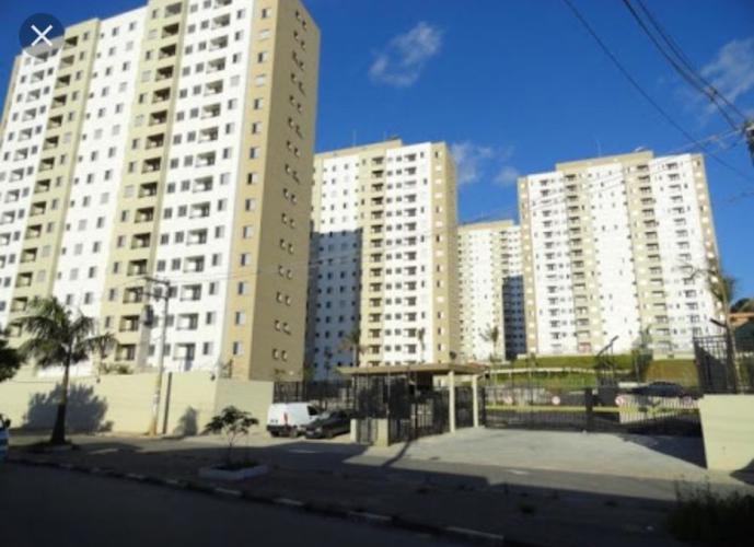 Reserva Nativa Carapicuíba - Apartamento a Venda no bairro Cidade Ariston - Carapicuíba, SP - Ref: DE71241