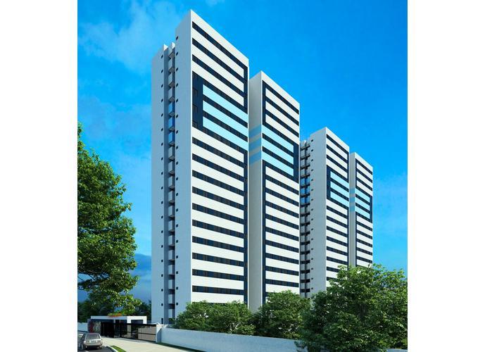 Residencial Alicante - Empreendimento - Apartamentos a Venda no bairro Barro Duro - Maceio, AL - Ref: ALICANTE0201