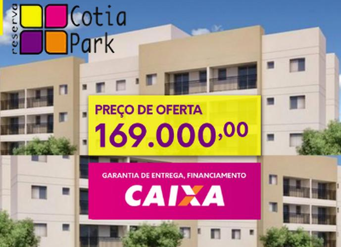 Reserva Cotia Park II - Apartamento a Venda no bairro Jardim Rio das Pedras - Cotia, SP - Ref: DE82313