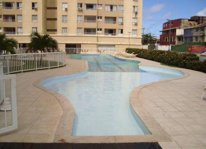 Apartamento - Condomínio Vita Praia Residencial - Apartamento a Venda no bairro Boca do Rio - Salvador, BA - Ref: 3019
