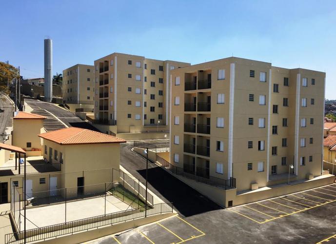 Residencial Orquideas - Apartamento a Venda no bairro Vila São Joaquim - Cotia, SP - Ref: RF112016