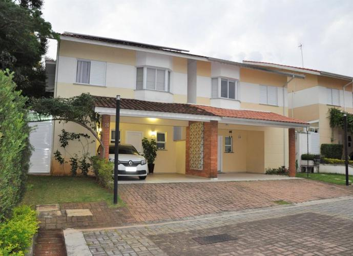 RESIDENCIAL QUINTA DA ALDEIA - Sobrado a Venda no bairro Granja Viana - Cotia, SP - Ref: RF102018