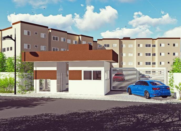 Realizza 2 Granja Viana - Apartamento a Venda no bairro Parque Rincão - Cotia, SP - Ref: RF982018