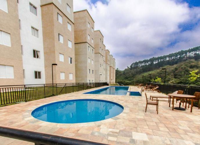 Residencial Vida Plena - Apartamento a Venda no bairro Jardim Petrópolis - Cotia, SP - Ref: RF382016