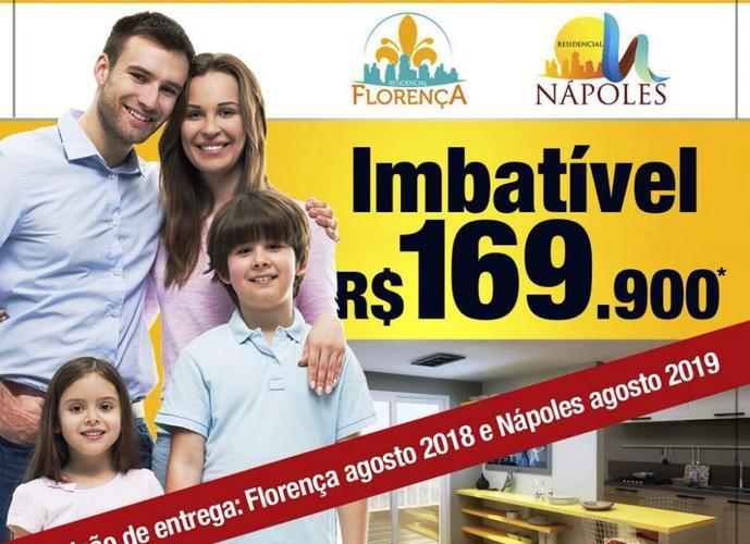 Residencial Florença e Nápoles - Apartamento a Venda no bairro Jardim Colibri - Cotia, SP - Ref: RF432016
