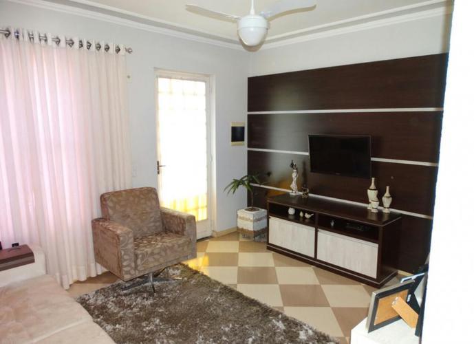 Casa à venda em condomínio no Bairro Villa Flora Sumaré - Casa em Condomínio a Venda no bairro Parque Villa Flores - Sumaré, SP - Ref: CO83068