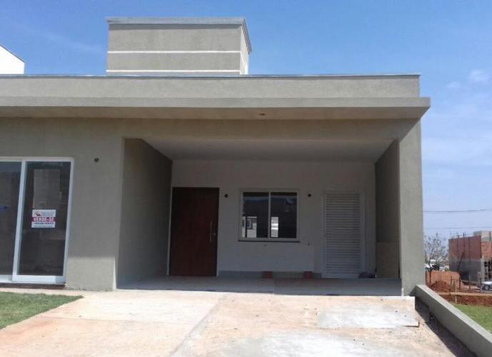 Casa térrea à venda condomínio Residencial Real Park Sumaré - Casa em Condomínio a Venda no bairro Residencial Real Parque Sumaré - Sumaré, SP - Ref: CO27553