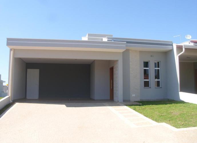 Casa térrea à venda Condomínio Residencial Real Park Sumaré - Casa em Condomínio a Venda no bairro Residencial Real Parque Sumaré - Sumaré, SP - Ref: CO27119