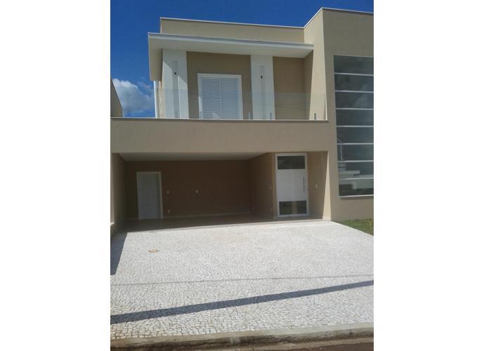Sobrado à venda no Residencial Portal do Lago Sumaré - Sobrado a Venda no bairro Residencial Portal do Lago - Sumaré, SP - Ref: CO51090
