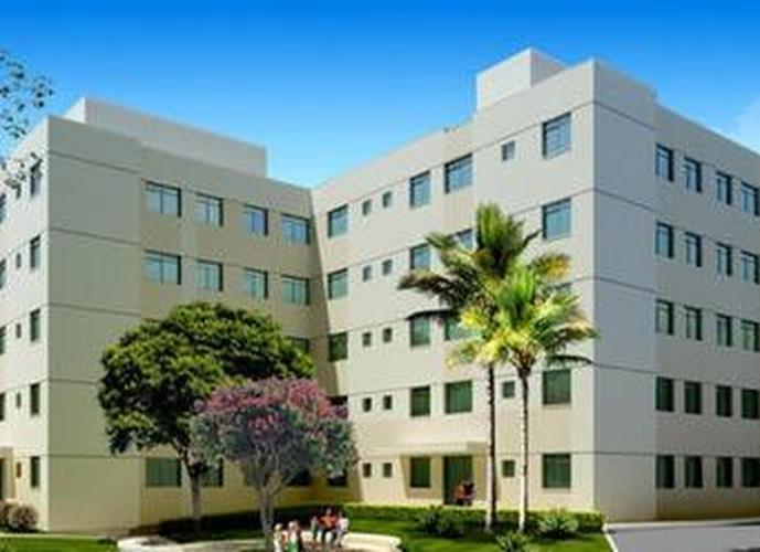 Avenida Ulisses Guimarães - Apartamento a Venda no bairro Sussuarana - Salvador, BA - Ref: 2026
