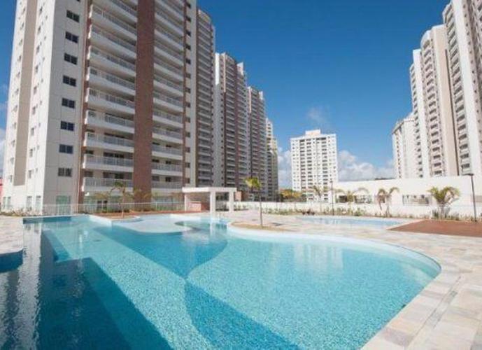 Condomínio Ikê - Apartamento a Venda no bairro Imbuí - Salvador, BA - Ref: 3056