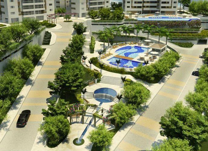Residencial Clube Brisas - Apartamento a Venda no bairro Paralela - Salvador, BA - Ref: 6002