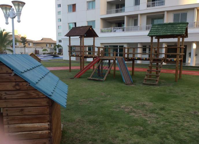 Avenida Luis Tarquinio - Apartamento a Venda no bairro Lauro de Freitas - Lauro de Freitas, BA - Ref: 3101
