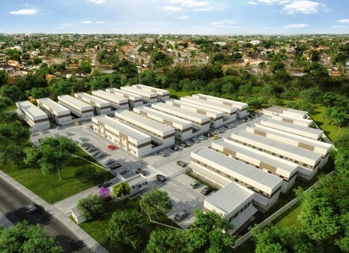 Residencial Villa Vitória - Sobrados de 50m² e 65m² - Sobrado a Venda no bairro Chácara Real - Cotia, SP - Ref: RF722016