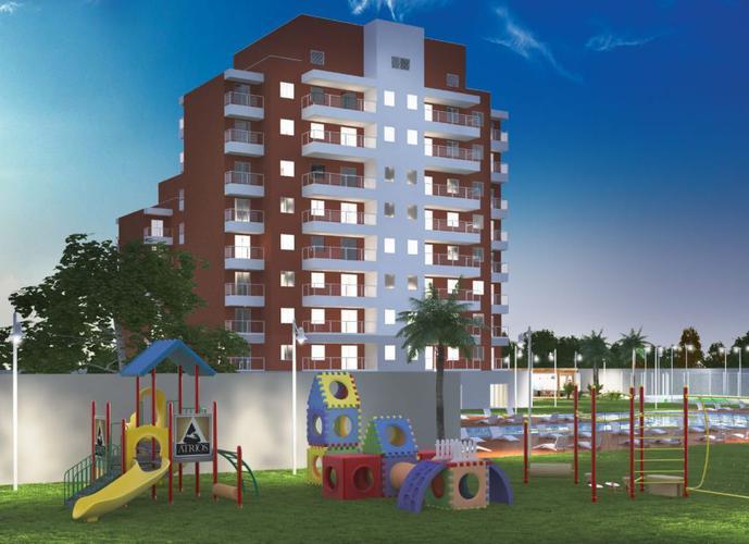 Residencial Átrios - Apartamento a Venda no bairro Chácara Pavoeiro - Cotia, SP - Ref: RF052018