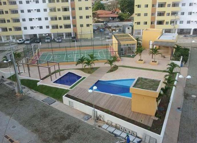 Condomínio Supremo Family Club - Apartamento a Venda no bairro Estrada do Coco - Lauro de Freitas, BA - Ref: 8005