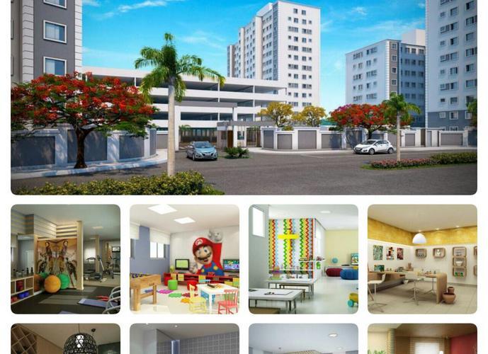 Apartamento a Venda no bairro Jardim das Industrias - São José dos Campos, SP - Ref: GI41224