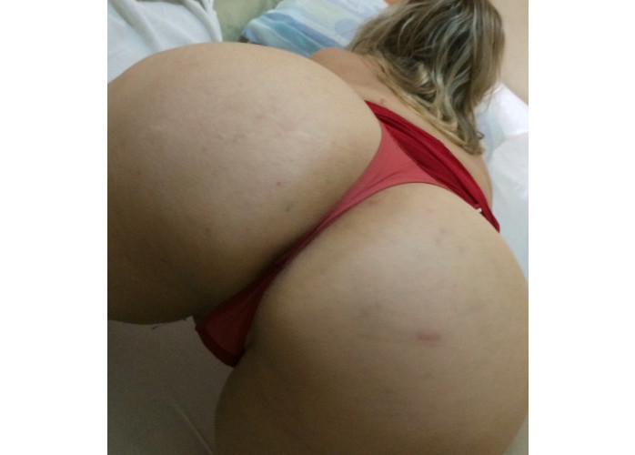 Loira tarada por sexo!