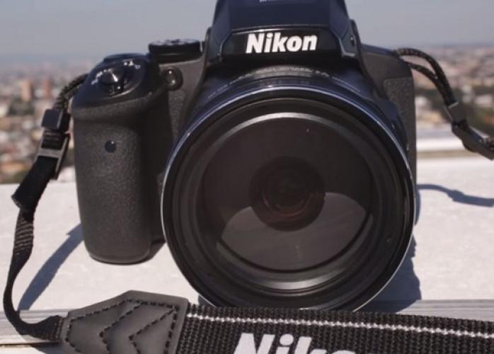 Câmera Fotográfica Nikon Coolpix P900