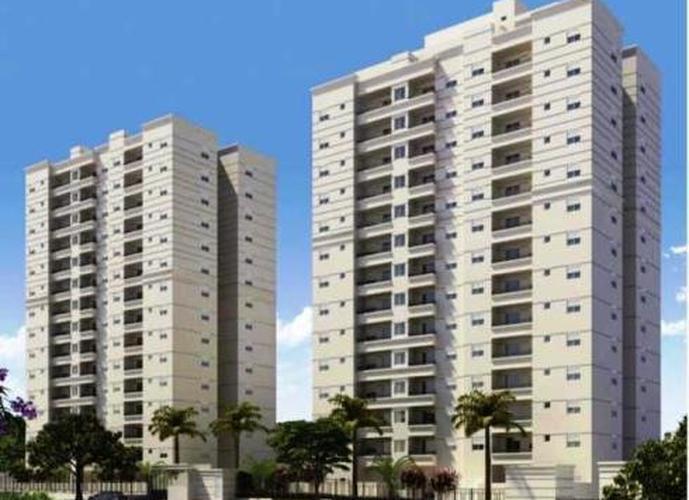 Apartamento a Venda no bairro Vila Humaitá em Santo André - SP. 1 banheiro, 2 dormitórios, 1 vaga na garagem, 1 cozinha,  área de serviço,  sala de estar,  sala de tv,  sala de jantar.
