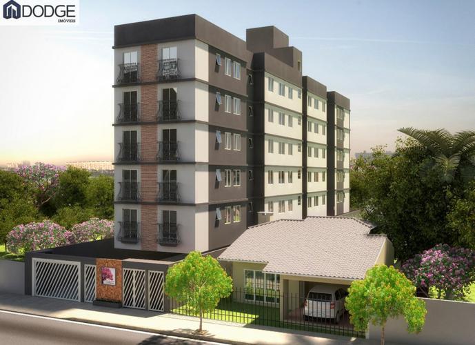 Apartamento a Venda no bairro Vila Bocaina em Mauá - SP. 1 banheiro, 2 dormitórios, 1 vaga na garagem, 1 cozinha,  área de serviço,  sala de tv,  sala de jantar.