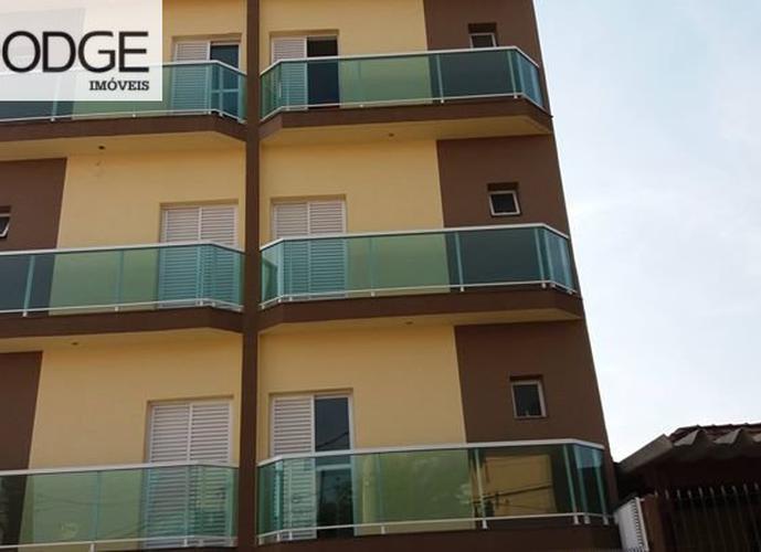 Apartamento a Venda no bairro Vila Guarani em Mauá - SP. 2 banheiros, 2 dormitórios, 1 suíte, 1 vaga na garagem, 1 cozinha,  área de serviço,  sala de estar,  sala de tv,  sala de jantar.