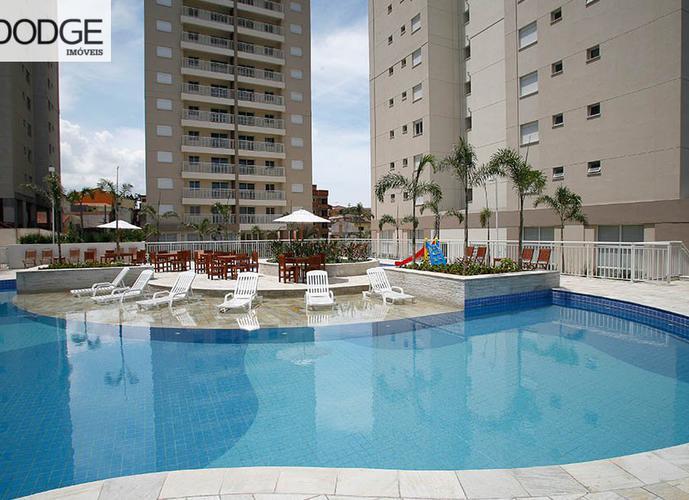 Apartamento a Venda no bairro Centro em São Bernardo do Campo - SP. 1 banheiro, 3 dormitórios, 1 suíte, 1 vaga na garagem, 1 cozinha,  área de serviço,  lavabo,  sala de estar,  sala de tv,  sala de jantar.