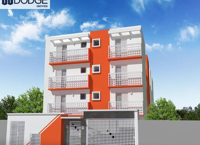 Apartamento a Venda no bairro Vila Assis Brasil em Mauá - SP. 1 banheiro, 2 dormitórios, 1 vaga na garagem, 1 cozinha,  área de serviço,  sala de estar,  sala de tv,  sala de jantar.
