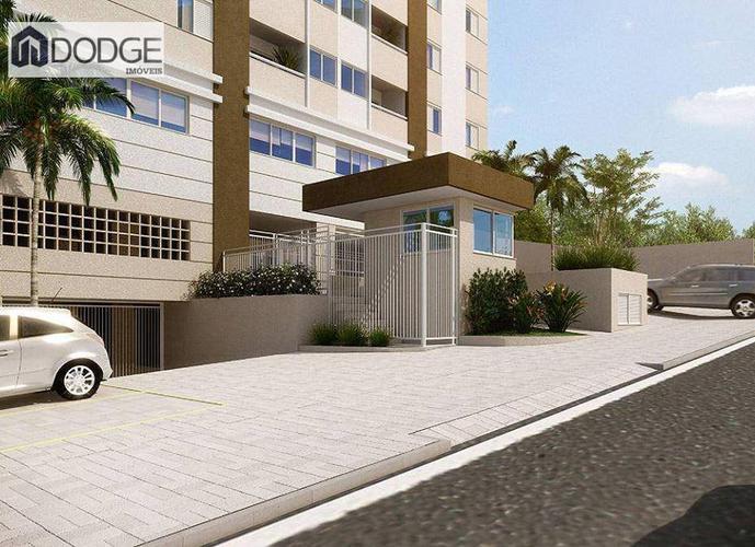 Apartamento a Venda no bairro Vila Quirino de Lima em São Bernardo do Campo - SP. 1 banheiro, 2 dormitórios, 1 vaga na garagem, 1 cozinha,  área de serviço,  sala de tv,  sala de jantar.