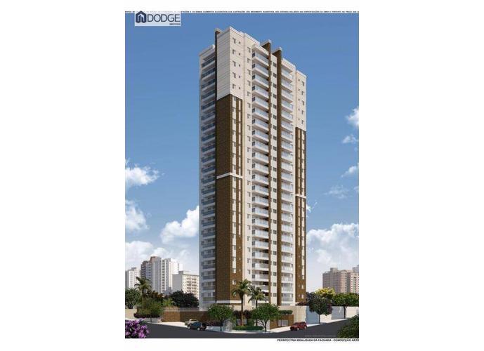 Apartamento a Venda no bairro Vila Bastos em Santo André - SP. 2 banheiros, 3 dormitórios, 2 suítes, 3 vagas na garagem, 1 cozinha,  área de serviço.