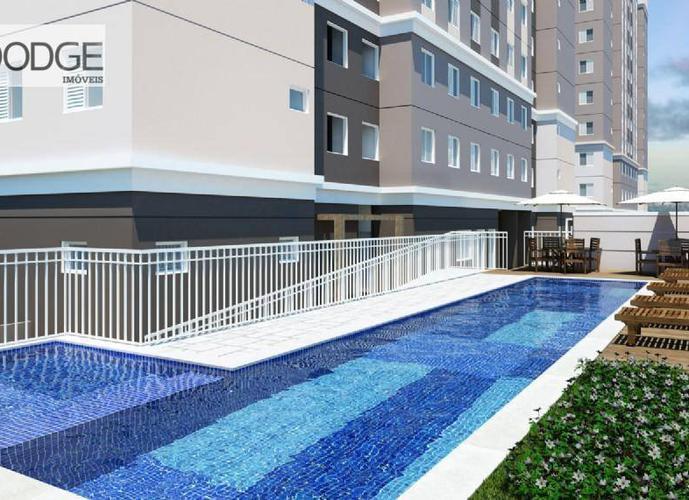 Apartamento a Venda no bairro Paulicéia em São Bernardo do Campo - SP. 1 banheiro, 2 dormitórios, 1 vaga na garagem, 1 cozinha,  área de serviço,  sala de tv,  sala de jantar.