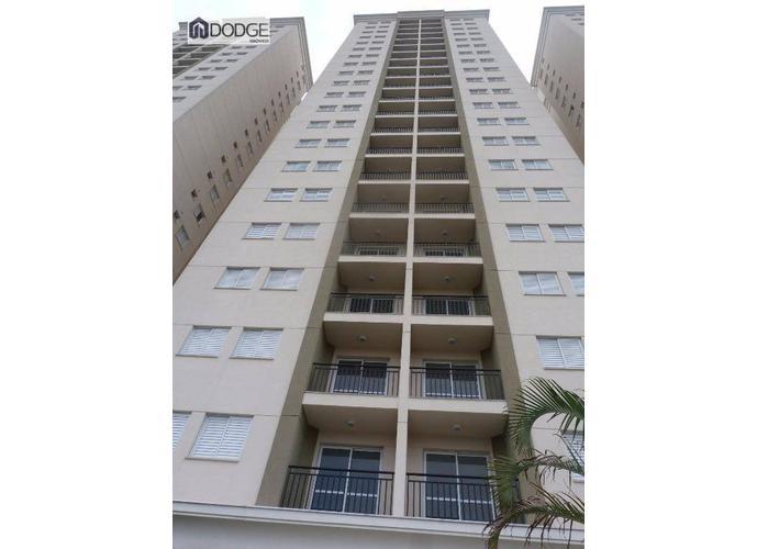 Apartamento a Venda no bairro Vila Valparaíso em Santo André - SP. 2 banheiros, 3 dormitórios, 1 suíte, 1 vaga na garagem, 1 cozinha,  área de serviço,  sala de tv,  sala de jantar.