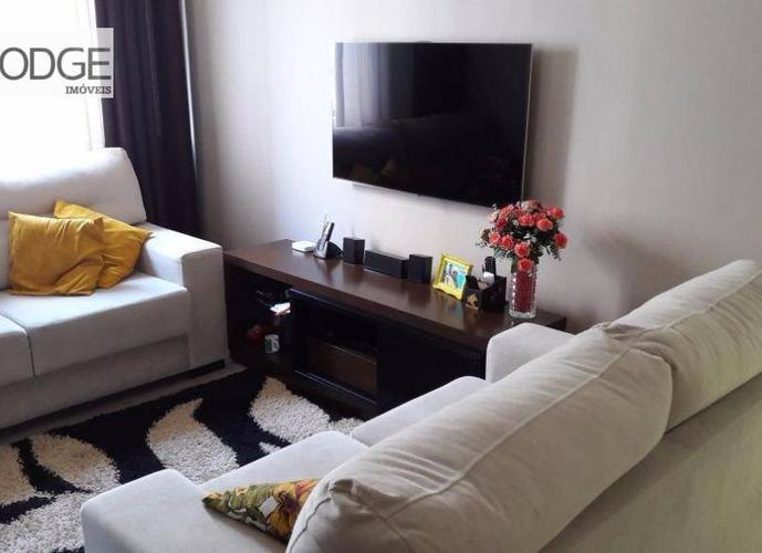 Apartamento a Venda no bairro Vila Jerusalém em São Bernardo do Campo - SP. 1 banheiro, 2 dormitórios, 1 vaga na garagem, 1 cozinha,  área de serviço,  sala de tv,  sala de jantar.