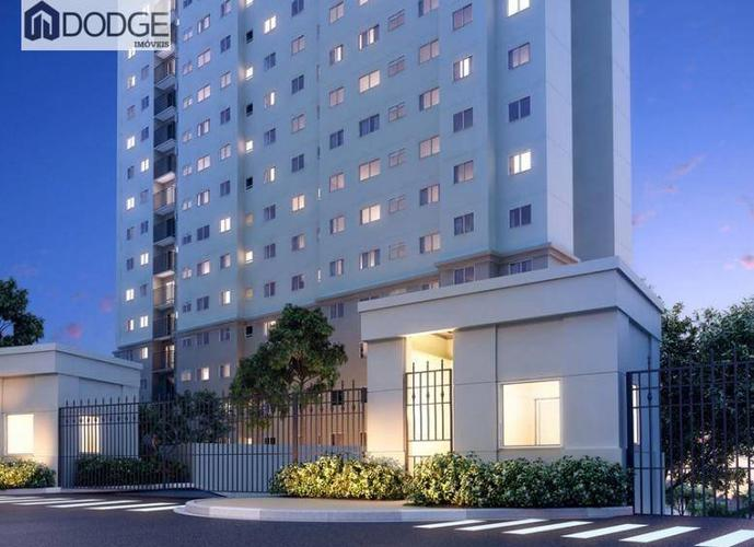 Apartamento a Venda no bairro Parque São Vicente em Mauá - SP. 1 banheiro, 2 dormitórios, 1 vaga na garagem, 1 cozinha,  área de serviço,  sala de tv,  sala de jantar.