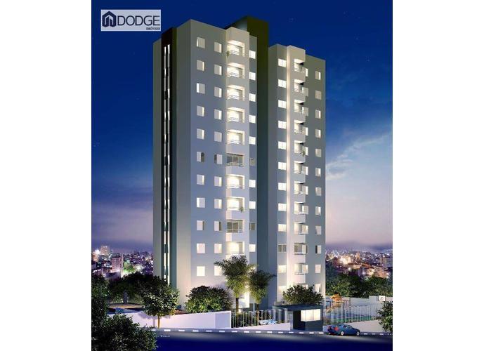 Apartamento a Venda no bairro Jardim Atlântico em São Bernardo do Campo - SP. 1 banheiro, 2 dormitórios, 2 vagas na garagem, 1 cozinha,  área de serviço,  sala de tv,  sala de jantar.