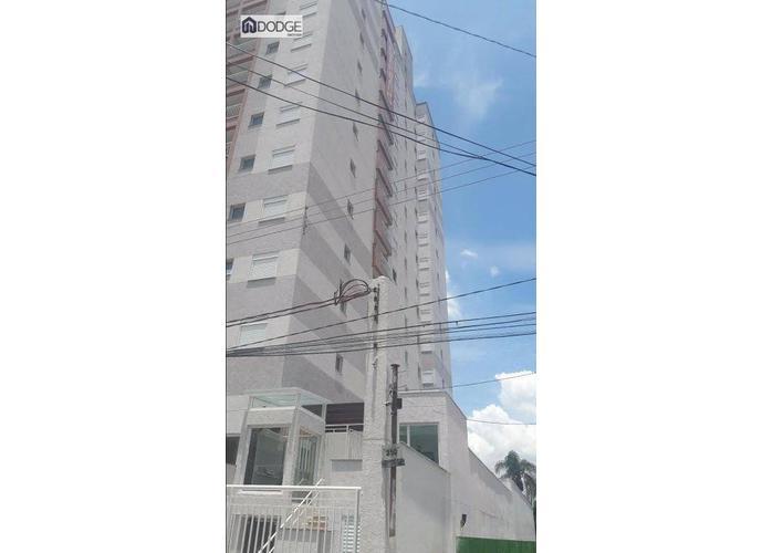 Apartamento a Venda no bairro Vila Príncipe de Gales em Santo André - SP. 1 banheiro, 2 dormitórios, 1 suíte, 2 vagas na garagem, 1 cozinha,  área de serviço,  sala de tv,  sala de jantar.