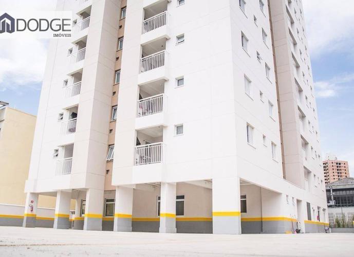 Apartamento a Venda no bairro Fundação em São Caetano do Sul - SP. 2 banheiros, 2 dormitórios, 1 suíte, 1 vaga na garagem, 1 cozinha,  área de serviço.