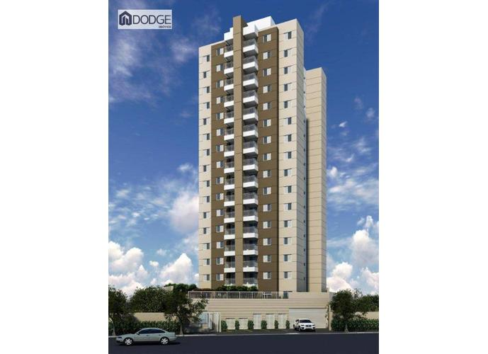 Apartamento a Venda no bairro Vila Floresta em Santo André - SP. 2 banheiros, 2 dormitórios, 1 suíte, 2 vagas na garagem,  área de serviço,  sala de tv,  sala de jantar.