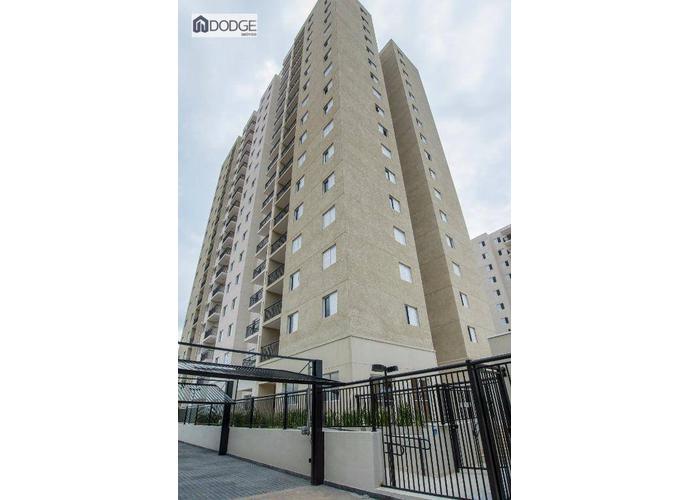 Apartamento a Venda no bairro Utinga em Santo André - SP. 2 banheiros, 3 dormitórios, 1 suíte, 1 vaga na garagem, 1 cozinha,  área de serviço,  sala de tv,  sala de jantar.